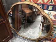 Sale 8822 - Lot 1829 - Large Mirror in Gilt Ornate Frame
