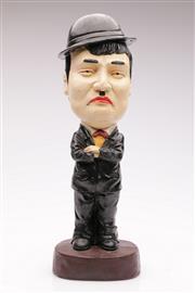 Sale 9052 - Lot 323 - Charlie Chapman Figure (H: 42cm)