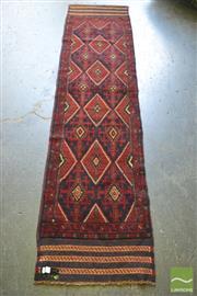 Sale 8341 - Lot 1047 - Persian Balouch Runner (260 x 65cm)