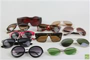 Sale 8490 - Lot 363 - Vintage and other Sunglasses