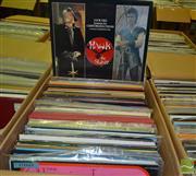 Sale 8541 - Lot 2018 - Box of Records