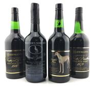Sale 8553W - Lot 34 - 4x Collectable Sporting Vintage Ports