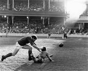 Sale 8754A - Lot 3 - Australia vs Ireland, Irish Rugby Union Tour of Australia, Sydney Sports Ground, June 16 1979 - 20 x 25cm