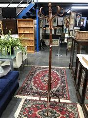 Sale 8787 - Lot 1092 - Bentwood Coat Rack
