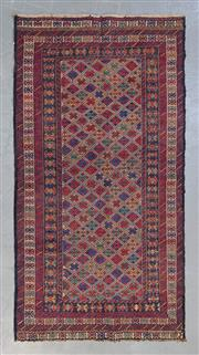 Sale 8493C - Lot 93 - Persian Somak 106cm x 197cm