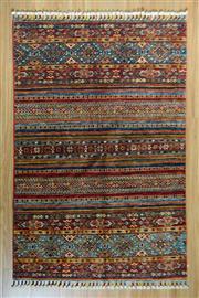 Sale 8693C - Lot 81 - Afghan Chobi Shal 155cm x 102cm