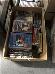Sale 8819 - Lot 2506 - Box of DVDs
