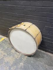 Sale 9006 - Lot 1084 - Japanese Made Conqueror Base Drum (D:73cm)