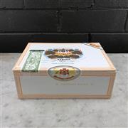 Sale 9062W - Lot 694 - H. Upmann Corona Major Cuban Cigars - box of 25, stamped July 2016