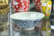 Sale 8348 - Lot 42 - Chinese Blue & White Bowl