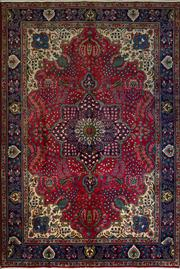 Sale 8431C - Lot 26 - Persian Tabriz 295cm x 200cm