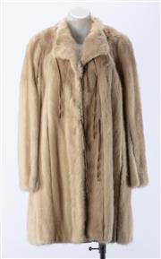Sale 8910F - Lot 58 - A Fendi, Roma mink fur jacket, approx size 10-12