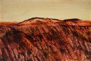 Sale 8958A - Lot 5016 - Sidney Nolan (1917 - 1992) - Central Australia, 1968 50.5 x 74.5 cm (frame: 81 x 104 x 3 cm)