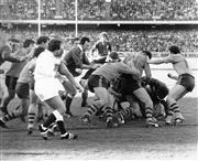 Sale 8754A - Lot 4 - Australia vs Ireland, Irish Rugby Union Tour of Australia, Sydney Sports Ground, June 16 1979 - 20 x 25cm