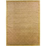 Sale 8810C - Lot 11 - A Nepalese Moorish Diamond Design in Tibetan Highland Wool, 250 x 350cm