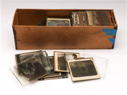 Sale 9114 - Lot 30 - Collection of Magic Lantern vintage slides of South Africa
