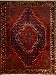 Sale 8402C - Lot 20 - Persian Saruq 206cm x 151cm