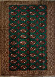 Sale 8431C - Lot 27 - Persian Turkman 292cm x 195cm