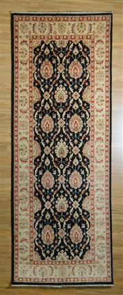 Sale 8693C - Lot 84 - Afghan Chobi 321cm x 118cm
