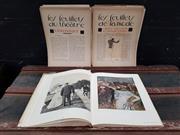 Sale 8822B - Lot 714 - Nicole Vedres Un Siecle Délegance Francaise 1943 Les Edition du Chene & a French Folio of Fashion & Art Clippings (2)