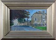 Sale 8313A - Lot 3 - John R Hunt - Main Street Overton, Hampshire 16 x 26.5