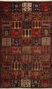 Sale 8402C - Lot 21 - Persian Abaden 130cm x 225cm