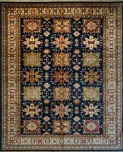 Sale 8431C - Lot 28 - Afghan Super Kazak 310cm x 255cm