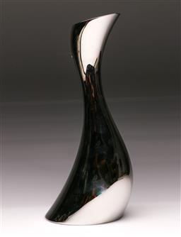 Sale 9110 - Lot 74 - A Georg Jensen carafe (H:34cm)