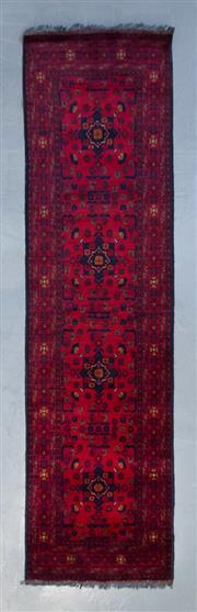 Sale 8493C - Lot 97 - Afghan Khal Mohamadi 283cm x 76cm