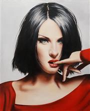 Sale 8675A - Lot 5013 - Artist Unknown - Sophie Ellis Bextor 160 x 130cm