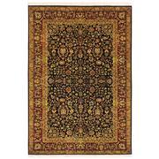 Sale 8810C - Lot 14 - An Indian Fine Classic Jaipur Design in Handspun Wool, 108 x 126cm