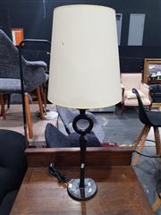 Sale 8863 - Lot 1030 - Metal Table Lamp