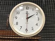 Sale 9056 - Lot 1033 - Vintage Smiths Wall Clock (d:37cm)