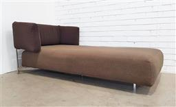 Sale 9134 - Lot 1043 - Fabric Tangeri sofa by Francesco Binfare for B&B Italia (h:77 l:200 x w:110cm)