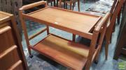 Sale 8383 - Lot 1071 - Danish Teak Drinks Trolley