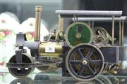 Sale 8322 - Lot 36 - West German Steam Engine