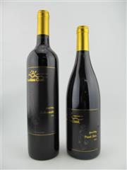 Sale 8398A - Lot 824A - 2x 2012 Sunshine Creek, Yarra Valley - 1x Pinot Noir, 1x Cabernets