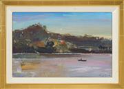Sale 8449A - Lot 526 - Jamie Boyd (1948 - ) - Shoalhaven 22.5 x 34.5cm