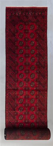 Sale 8493C - Lot 99 - Afghan Turkman 580cm x 80cm