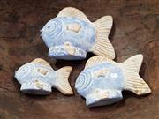 Sale 8863 - Lot 1091 - Collection of Ceramic Fish Statues