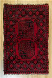 Sale 8693C - Lot 88 - Afghan Qunduzi 115cm x 80cm