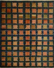 Sale 8402C - Lot 25 - Afghan Gabeh Striti 186cm x 143cm