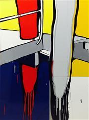 Sale 8657E - Lot 5026 - Jasper Knight (1978 - ) - Scotch Fingers 120 x 90cm