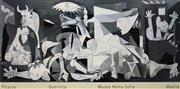 Sale 8696A - Lot 5067 - Pablo Picasso (1881 - 1973) - Guernica (Museo Reina Sofia, Madrid) 48 x 97.5cm