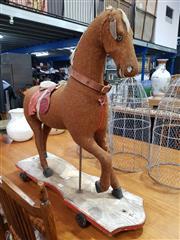 Sale 8889 - Lot 1081 - Vintage Miniature Horse
