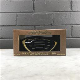 Sale 9079W - Lot 886 - McGibbons Premium Reserve - The Club Blended Scotch Whisky - 43% ABV, 500ml novety decanter in box. Small batch bottling. Matured...