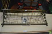 Sale 8386 - Lot 1050 - Reproduction Luggage Rack