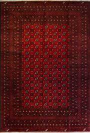 Sale 8431C - Lot 33 - Afghan Turkman 300cm x 200cm