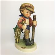 Sale 8456B - Lot 21 - Hummel Figure of a Boy Farmer