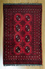 Sale 8693C - Lot 89 - Afghan Turkman 120cm x 79cm